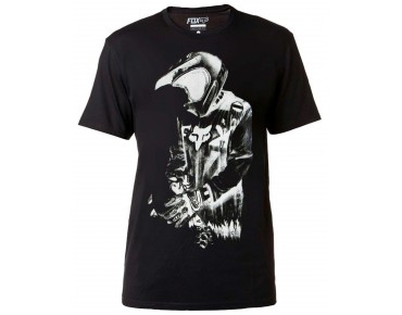 FOX DEATH BY MOMENTUM t-shirt black