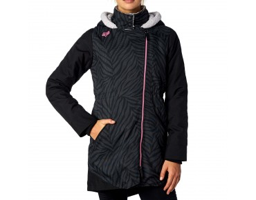 FOX MAGNITUDE women's coat black