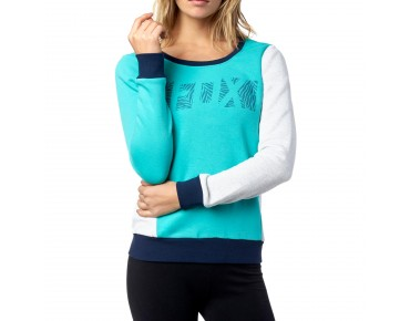 FOX LIBRA CREW Damen Pullover SPLASH