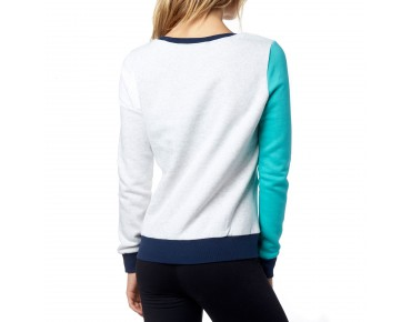FOX LIBRA CREW women's sweater SPLASH