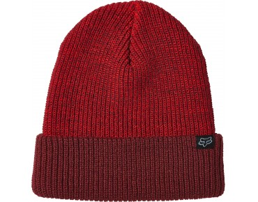 FOX INCUBATOR Beanie flame red