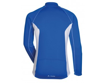 VAUDE MATERA II long-sleeved jersey hydro blue