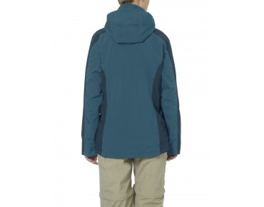 VAUDE KINTAIL III 3in1 women's jacket blue sapphire