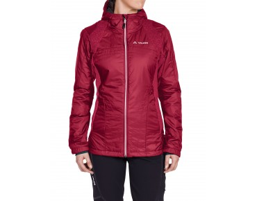 VAUDE RISTI PRIMALOFT women's jacket indian red
