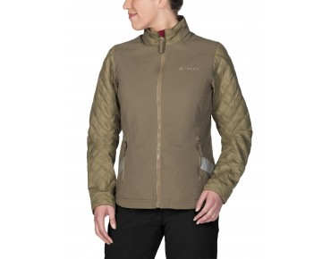 VAUDE CYCLIST PADDED women's jacket nugat
