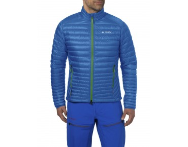 VAUDE KABRU LIGHT II Daunen Jacke hydro blue/green