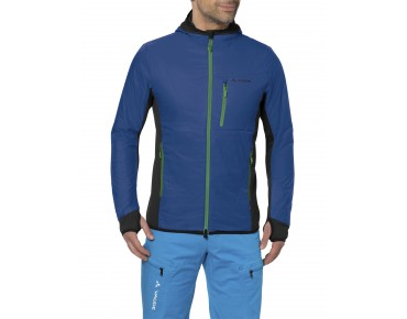 VAUDE SESVENNA jacket hydro blue/green