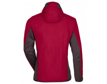 VAUDE SESVENNA jacket indian red/raisin