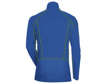 VAUDE LA LUETTE thermal long-sleeved jersey hydro blue/green