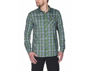 VAUDE NESHAN II long-sleeved shirt eclipse/cactus