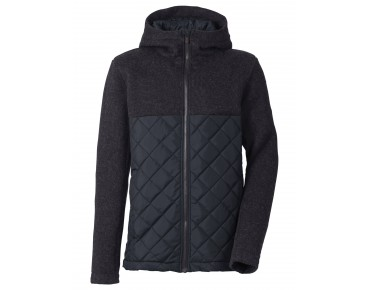 VAUDE GODHAVN PADDED jacket phantom black