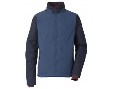 VAUDE CYCLIST PADDED jacket fjord blue