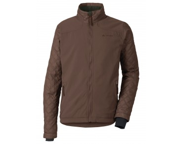 VAUDE CYCLIST PADDED jacket tobacco