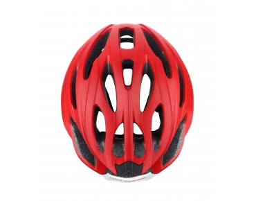 ROSE C-SHOT helmet matte red/white