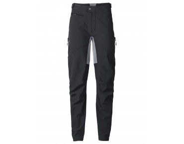 VAUDE QIMSA II women's softshell trousers black