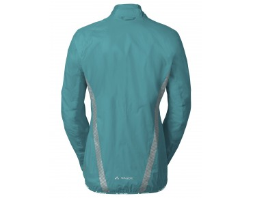 VAUDE LUMINUM PERFORMANCE waterproof jacket for women reef