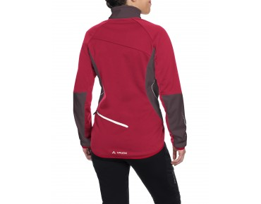 VAUDE RESCA Damen Softshell Jacke indian red