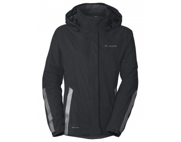 VAUDE LUMINUM waterproof jacket for women black