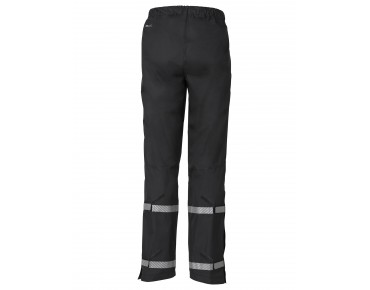 VAUDE LUMINUM waterproof trousers for women black