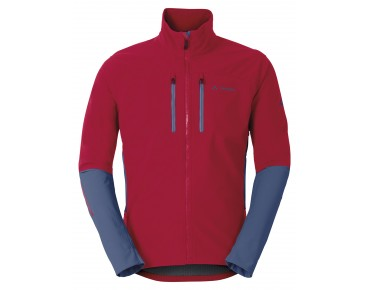 VAUDE VIRT II softshell jacket indian red