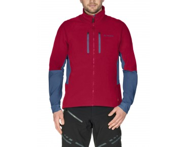 VAUDE VIRT II Softshell Jacke indian red
