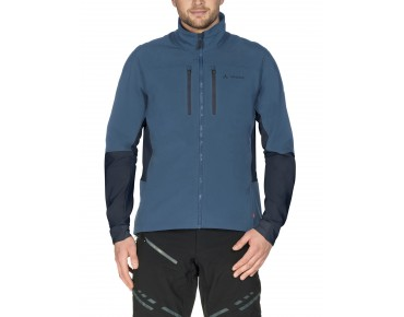 VAUDE VIRT II softshell jacket washed blue