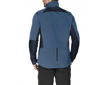 VAUDE VIRT II Softshell Jacke washed blue