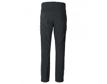 VAUDE QIMSA II softshell trousers black