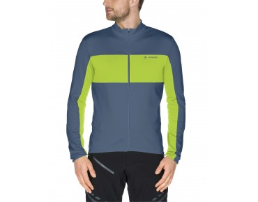 VAUDE MATERA III long-sleeved jersey fjord blue