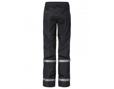 VAUDE LUMINUM PERFORMANCE waterproof trousers black