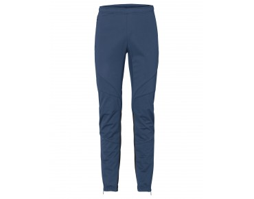 VAUDE WINTRY III soft shell trousers fjord blue