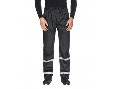 VAUDE LUMINUM waterproof trousers black