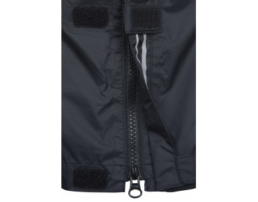 VAUDE GRODY II waterproof trousers for kids black