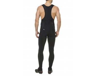 VAUDE ADVANCED thermal bib tights black