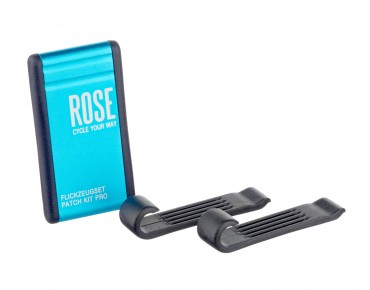 ROSE Patch Kit Pro puncture repair kit blue
