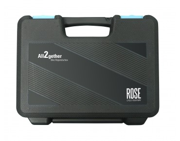 ROSE All2gether Pro II tool box black/blue