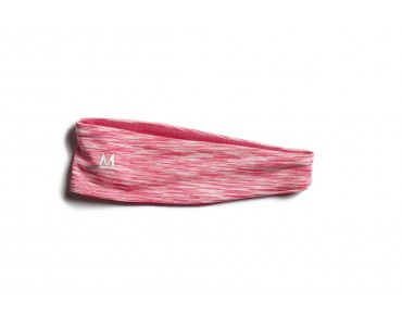 MISSION CLASSIC Stirnband SPACE DYE pink