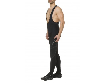 VAUDE ACTIVE WARM bib tights black