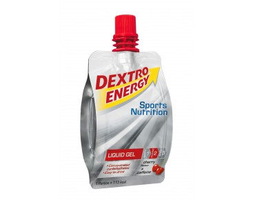 Dextro Energy Liquid Gel Cherry + Caffeine