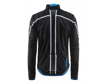 CRAFT GLOW Thermo Windjacke black/pacific