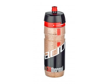 Elite Turacio thermal drinks bottle red retro