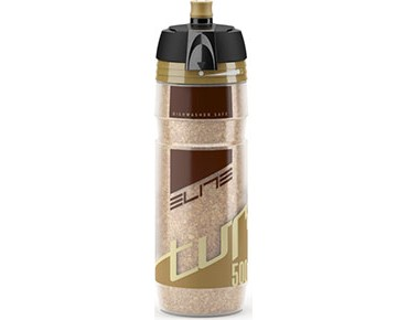 Elite Turacio thermal drinks bottle kaki retro