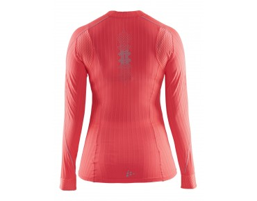 CRAFT ACTIVE EXTREME 2.0 BRILLIANT CN women's long-sleeved base layer shock/silver