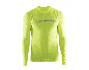 CRAFT ACTIVE EXTREME 2.0 BRILLIANT CN long-sleeved base layer flumino/silver