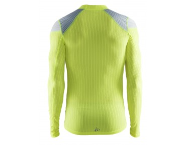 CRAFT ACTIVE EXTREME 2.0 BRILLIANT GORE WINDSTOPPER long-sleeved base layer flumino/silver