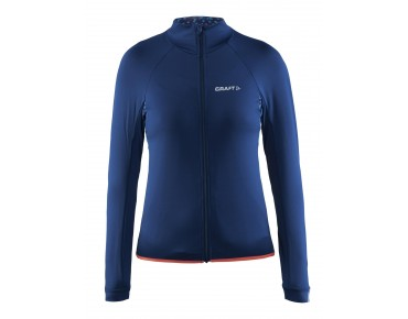 CRAFT VELO Damen Thermotrikot deep