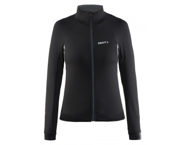 CRAFT VELO women's thermal jersey dark grey melange