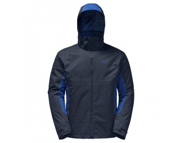 Jack Wolfskin SCOTT BASE 3in1 Winterjacke night  blue