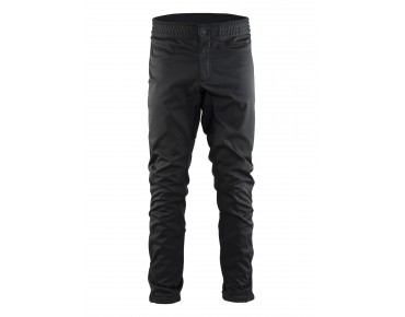 CRAFT SIBERIAN softshell trousers black