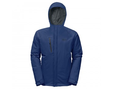 Jack Wolfskin TROPOSPHERE winter jacket deep blue